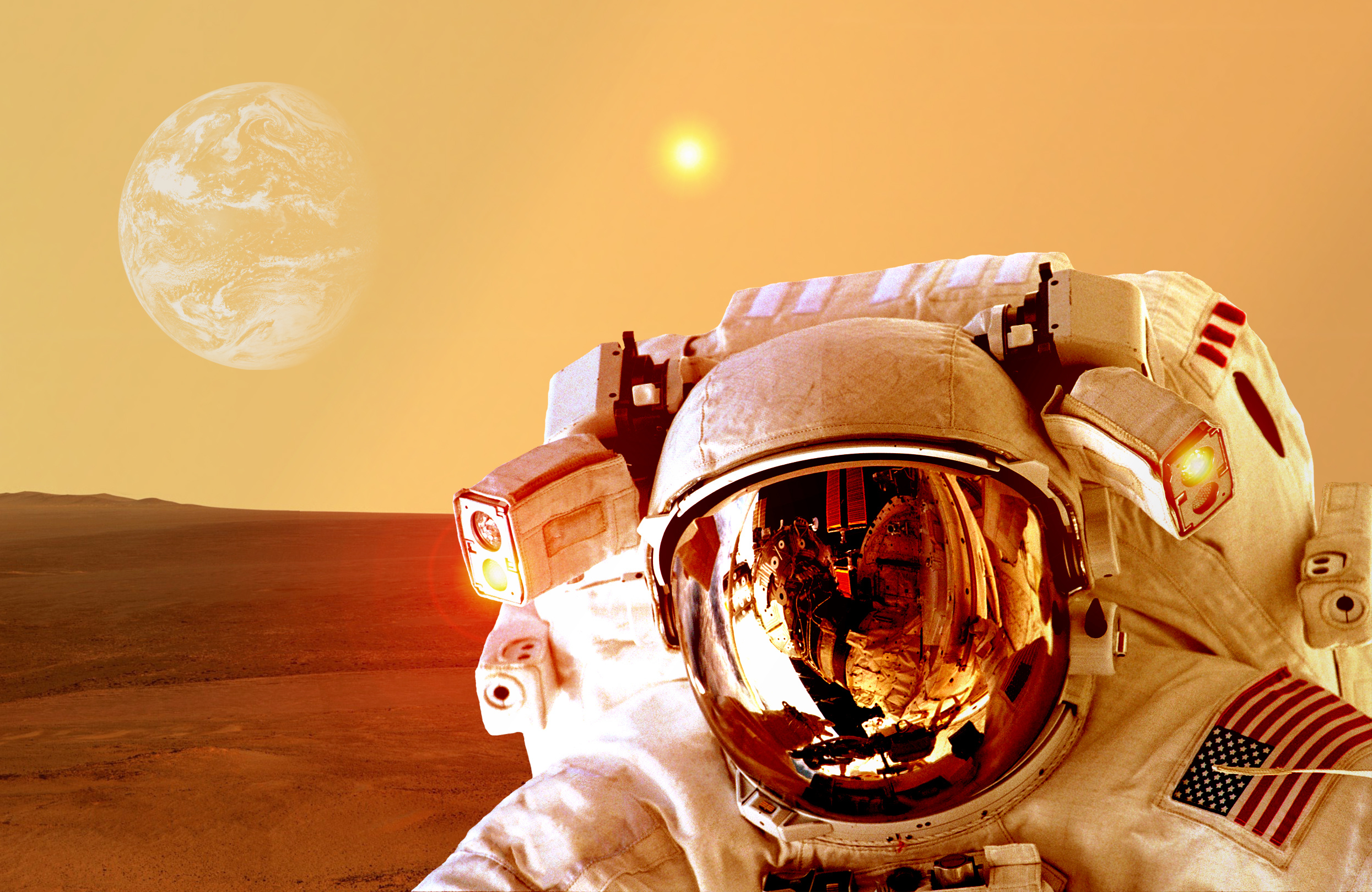 The Martian's Guide to Retirement Planning